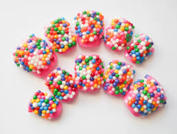 candy sprinkle fake nails acrylic nails false nails press