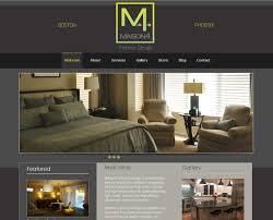 website for interior design brucall com