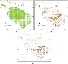 Map Of South And Central America by Remote Sensing Free Full Text Forest Cover Changes In Tropical