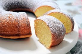 vanilla bean bundt cake forget those calories