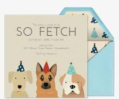 theme invitations pet party animal themed online invitations evite