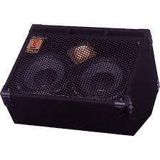 8 ohm bass speaker cabinet eden d210mbx bass speaker cabinet wedge monitor 8 ohm musician s