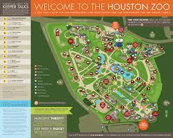 Houston Maps Zoo Map U2014 Noleo Fantastico