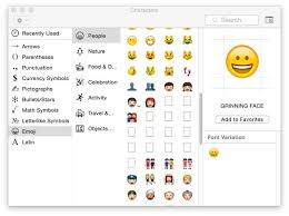 celebration emoji os x 10 10 3 puts more focus on emoji lays groundwork for skin