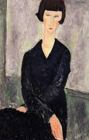 modigliani woman with a fan spoilers the artist who inspired the other terrifying manifestation