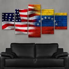 Venezual Flag Hd Printed Limited Edition American Venezuelan Venezuela Flag