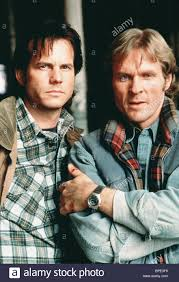 Bill Paxton Bill Paxton U0026 William Sadler Trespass 1992 Stock Photo Royalty
