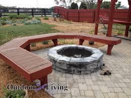 Backyard Patio Ideas With Fire Pit by Backyard Patio Firepit Outdoor Kitchen U0026 Deck Ideas Lexington