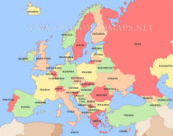 mapa europe mapa europa thinglink