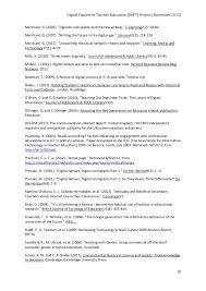 Cosmetology Resume Examples Beginners by Digital Literacy Literature Review