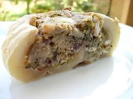 cuisiner du patisson pâtisson farci aux courgettes et à la feta cuisine et dépendances