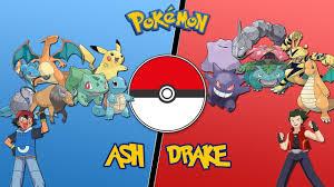 ash vs drake orange league pokemon battle revolution let u0027s