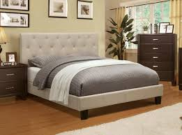 excellent ideas ivory bed frame serene ethan ivory gloss metal bed