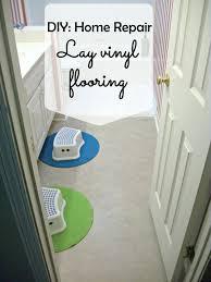 Inexpensive Bathroom Flooring by Diy Home Repair Inexpensive Bathroom Flooring Before3pm Pinterest
