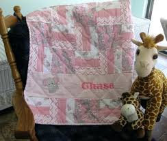 personalized baby quilts custom baby quilts for sale