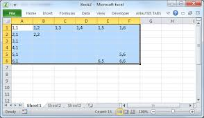 read or get data from worksheet cell to vba in excel