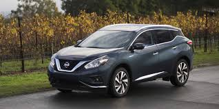 nissan murano fuel economy 2017 nissan murano vehicles on display chicago auto show