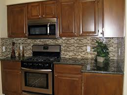 glass tile backsplash kitchen ideas