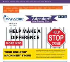 adendorff machinery mart company profile owler