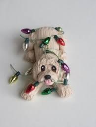 labradoodle ornament crap labradoodle