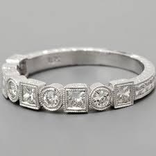 fay cullen archives wedding bands art deco wedding band diamonds