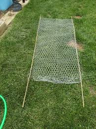 building a low cost vegetable garden trellis in pictures u2013 the