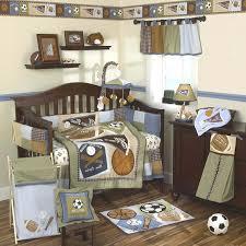 Sport Crib Bedding Sport Crib Bedding