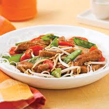 recette de cuisine asiatique sauté de veau à l asiatique recettes cuisine et nutrition