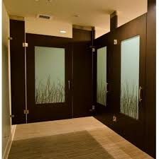 Bathroom Stall Door Commercial Wood Bathroom Stall Doors Design Interior Home Decor