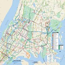 Nyc Subway Map App by Mta New York Bus Map New York Map