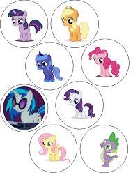 my little pony crafts kids little girls bronies brony fillies