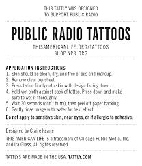 tattly designy temporary tattoos u2014 custom