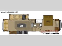 new 2014 heartland bighorn 3260 elite fifth wheel at bullyan rv