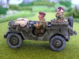 russian jeep ww2 ww2 british airborne youtube
