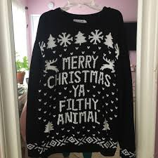 home alone sweater 64 outfitters sweaters home alone sweater