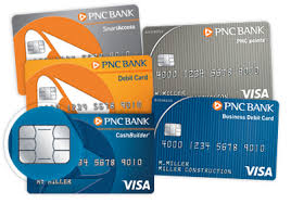 prepaid business debit cards pnc pnc visa card emv chip