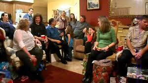 family christmas eve party 2015 big italian family youtube