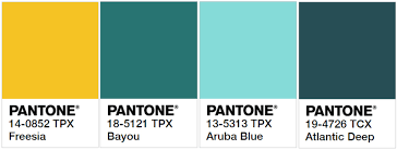 Pantone Color Blue Trend Report Fall Pantone Forecast Mood Sewciety