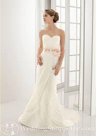 trumpet wedding dresses trumpet silhouette