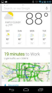 travel time to work images Android setup home and work locations for google now traffic cards png