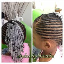 images of kids hair braiding in a mohalk beads cute ideas kids hair braiding styles with beads about little