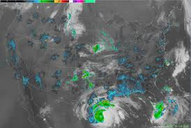 Weather Classic Map Wasatch Weather Weenies Looking At Harvey