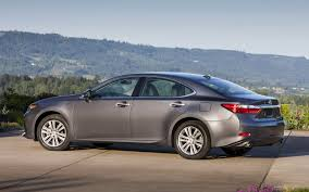 lexus american models lexus es 350 to become first ever american made lexus in 2015