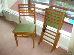 Folding Dining Chairs Wood Wood Folding Dining Chair Check This Folding Chair Table Set