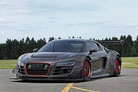 audi modified audi r8 v10 plus gets a 950 hp makeover complete with carbon fiber