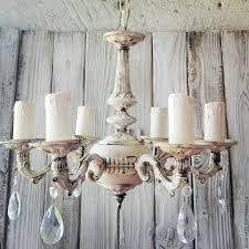 buy chandelier provence shabby chic vintage on livemaster online shop