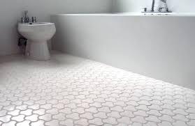 installing bathroom tile floor