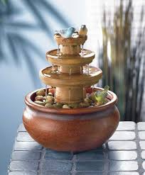 Small Water Fountains For Desk Http Diy Gardensupplies Tabletop Water Fountains Are Their