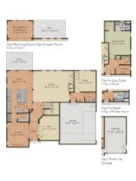 Floor Plans With Inlaw Suite by Caldwell