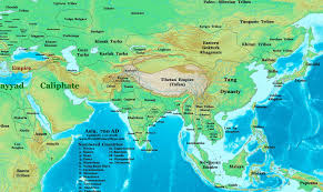 Map Of Asia Countries by File Asia 700ad Jpg Wikimedia Commons